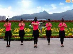 吉美广场舞《我的中国梦》原创舞蹈 附正背面口令分解教学演示