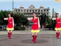 惠汝广场舞《走遍天涯唱情歌》原创舞蹈 附正背面口令分解教学演示
