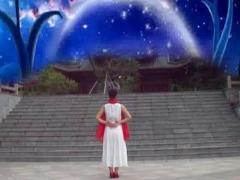云紫燕广场舞《感恩我的微信里有你》原创舞蹈 附正背面口令分解教学演示