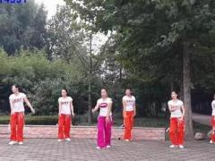 舞动旋律2007健身队《C哩C哩》原创舞蹈 附正背面口令分解教学演示