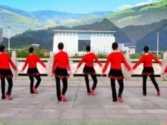吉美广场舞《动感桑巴》原创桑巴舞  附正背面口令分解教学演示