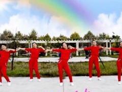 慧慧广场舞《美的不要不要的》原创舞蹈 附正背面口令分解教学演示