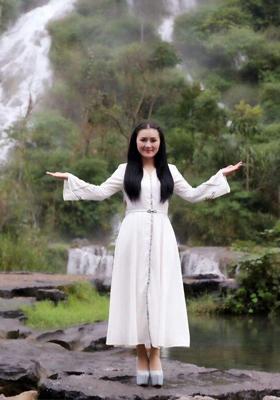 山水唱情歌广场舞