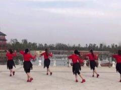 美久广场舞《我不是那种随便的人》原创流行舞 附正背面口令分解教学演示
