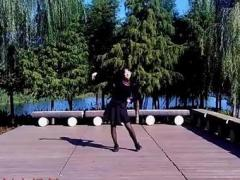 鄂州益馨广场舞《山水恋情》原创附教学口令分解动作演示