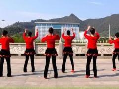 吉美广场舞《别哭了宝贝》原创排舞附教学 正背面口令分解动作演示
