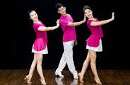 糖豆广场舞课堂《南泥湾》编舞娜娜 经典正背面演示及口令分解动作教学