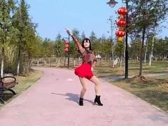 鄂州益馨广场舞《C哩C哩》神曲流行原创现代舞 口令分解动作教学演示
