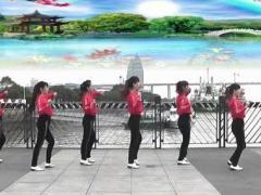 动动广场舞《再不爱我就老了》原创DJ瘦身健身操 口令分解动作教学演示