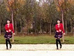 水蜜桃广场舞《十个群主九个坏》原创水兵舞 附教学口令分解动作演示