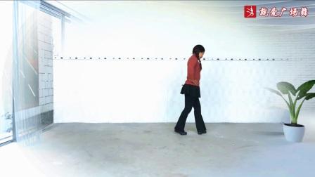 安阳爱尚广场舞《情哥哥》原创舞蹈 附正背面口令分解教学演示