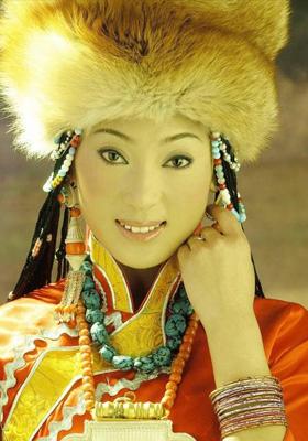 心中的西藏广场舞