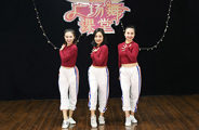 糖豆广场舞课堂《放任爱》编舞珊珊 正背面口令分解动作教学演示