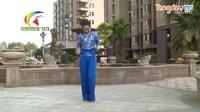杨丽萍广场舞《想起》原创舞蹈 附正背面口令分解教学演示