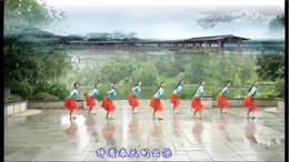 応歌燕舞南京队《蝴蝶的翅膀》编舞応子 团队演示 附正背面分解教学