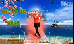漓江飞舞广场舞《花儿妹妹》原创舞蹈 附正背面分解教学演示