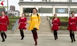 杨丽萍广场舞《爱情当游戏》原创舞蹈 团队演示 附背面口令分解教学