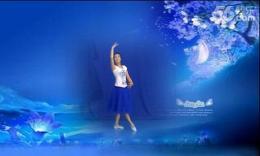 东方倩影广场舞《春天的芭蕾》最新原创舞蹈 附分解教学演示