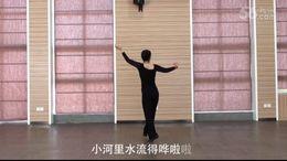 李琦广场舞《回娘家》原创舞蹈 正背面演示