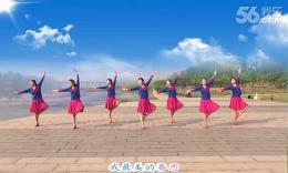 沭河之光广场舞《最近的遥远》原创舞蹈 附正背面分解教学演示