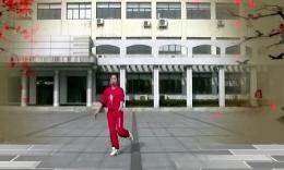 阿梅广场舞《正月十五闹花灯》编舞刘荣 团队演示 附分解动作教学