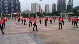 俏木兰广场舞《雷锋我的好哥哥》原创舞蹈 团队演示