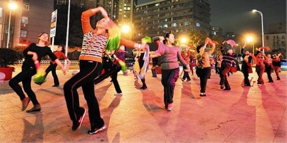 中国需要广场舞 可升级为旅游风景