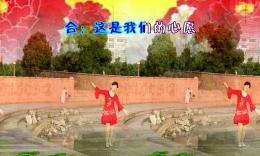 安庆艳丽广场舞《哥哥妹妹》原创舞蹈 正背面演示
