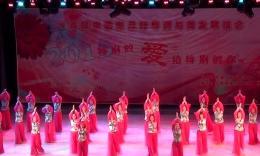 江西灵动飞舞广场舞《自由行走的花》编舞応子 美丽中国南昌站联谊会