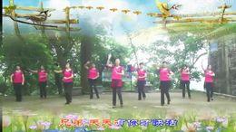 大湾群联广场舞《小水果》原创舞蹈 附正背面口令分解教学演示