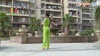 杨丽萍广场舞《看走眼》原创舞蹈 团队演示 附背面口令分解教学
