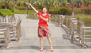 糖豆广场舞课堂《被你迷的快失忆》编舞青儿 附正背面口令分解教学演示