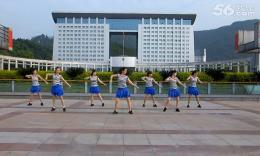 俏木兰广场舞《土耳其软糖》原创舞蹈 团队演示