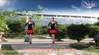 武安市东寺庄广场舞《满满的爱》编舞苛儿 正背面演示