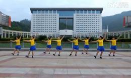 俏木兰排舞《唱首歌》原创舞蹈 团队演示