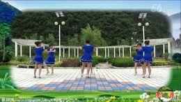 蝶依广场舞《双人对跳》原创舞蹈 团队演示
