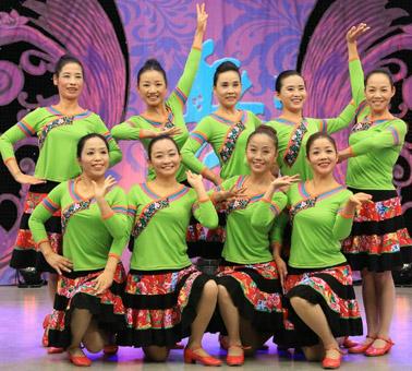 跳一曲广场舞- 2015最新广场舞教学视频大全,中老年广场舞视频下载