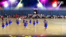 墨河爱之舞健身队《爱之舞》原创舞蹈 团队演示