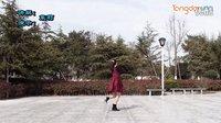 茉莉广场舞《开门见喜》原创舞蹈 团队演示 附口令分解教学